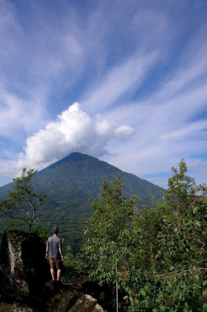Cerro de Oro Volcano