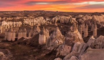 A picture of 3 day Cappadocia Tour from Kayseri with Optional Balloon Ride