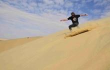 Sandboarding & Quad Biking Tour from Cape Town