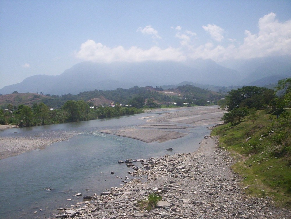 Cangrejal River