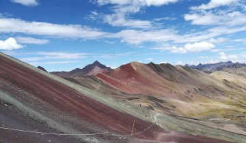 A picture of 6 Day Cusco, Machu Picchu, Humantay Lake, and Rainbow Mountain
