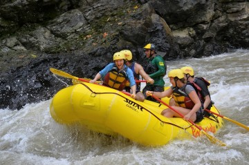 A picture of Pacuare River Overnight Rafting Trip