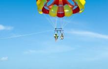 Ocean Mania: Parasailing, Jet Boat, Zip Lining, Water Slides