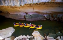 Darknight Cave Tubing (3 caves tour)