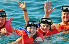 Guided Snorkel & Lunch Cruise