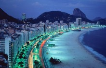 13 Day South America: Mountains & Beaches Trip