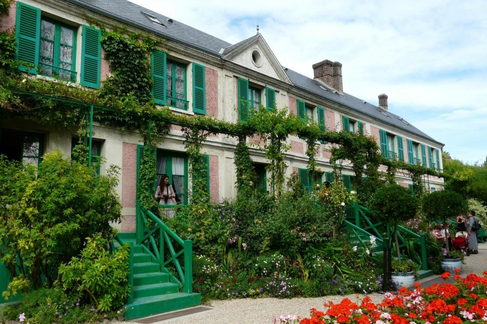 Monet S Garden Our Tour Of Giverny: Half Day Audio Guided Tour Of Giverny Monet's Garden From