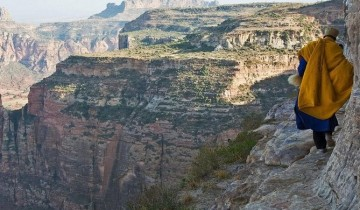A picture of Fairytale-like Tigray Mountains and Churches 3 Days Guided Trip