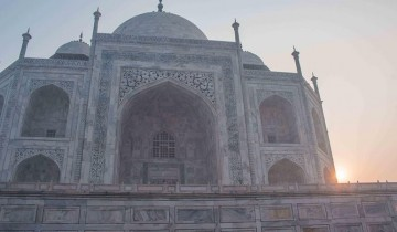 A picture of Private Taj Mahal Sunrise & Sunset 2-Day Tour from Delhi
