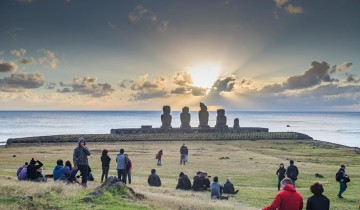 A picture of Easter Island - 2 Half Days & 2 Full Days (Option A)