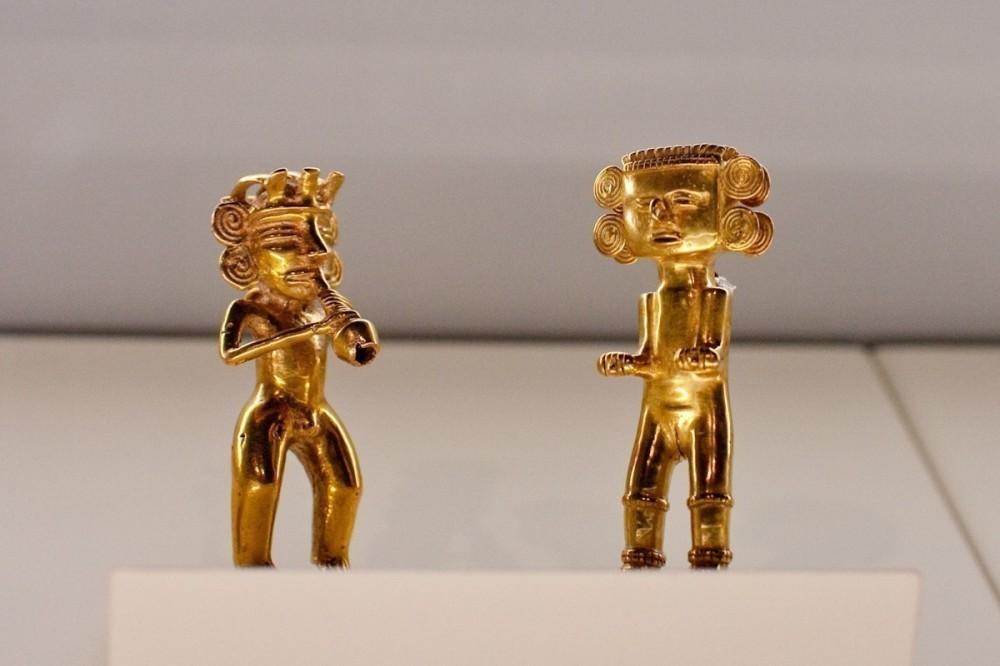 San Jose's Gold Museum