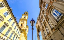 Expert Led Introduction to Munich Tour