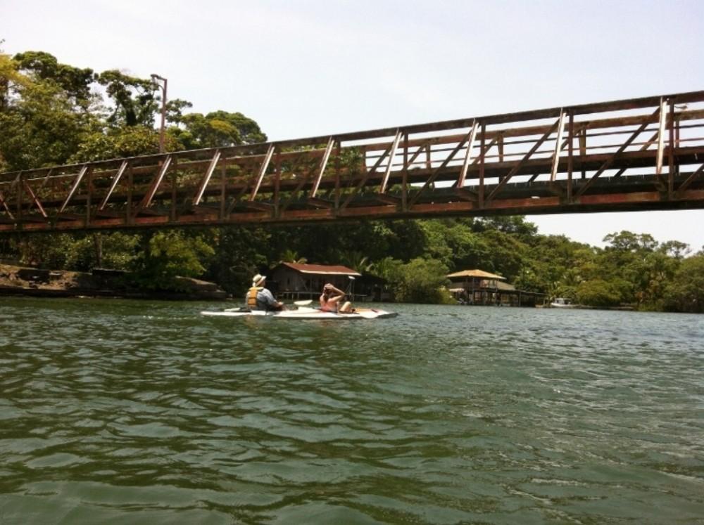 €Paddle In Paradise - Rio Dulce Kayak Tour