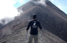 Fuego Volcano Day Hike