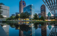 Dallas Art District & Museum Of Art Walking Tour