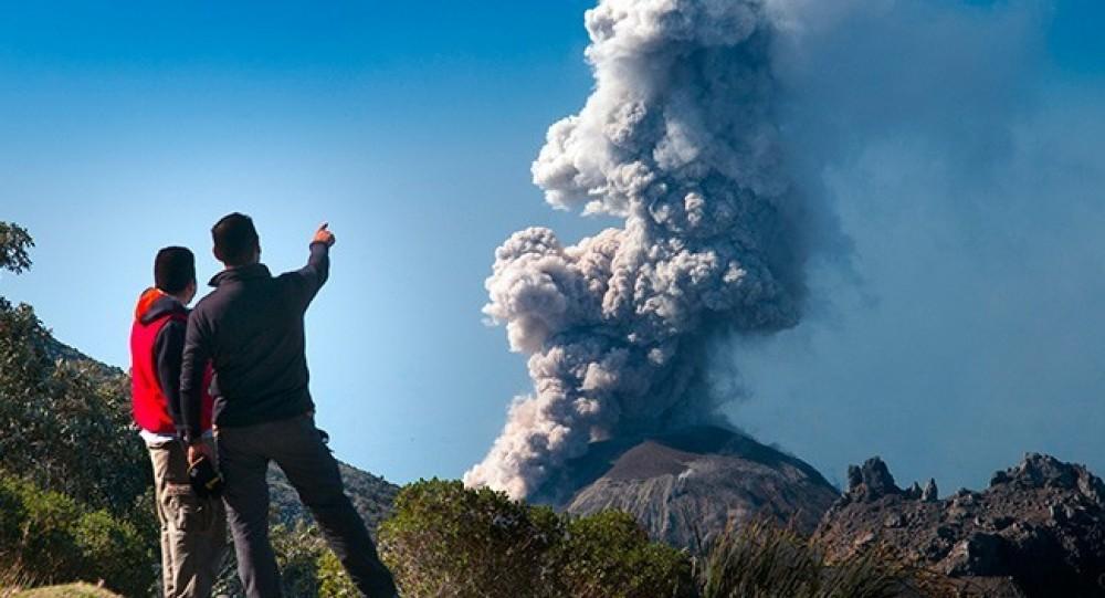 Santiago Volcano