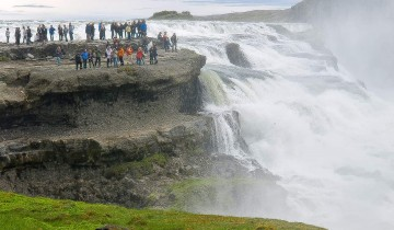 A picture of Self Guided 6 Day Private Waterfalls, Glaciers & Diamond Beach