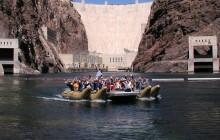 Grand Celebration Heli Tour with Black Canyon Rafting
