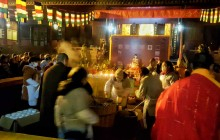 1 Night Temple Stay Experience At Mt Emei