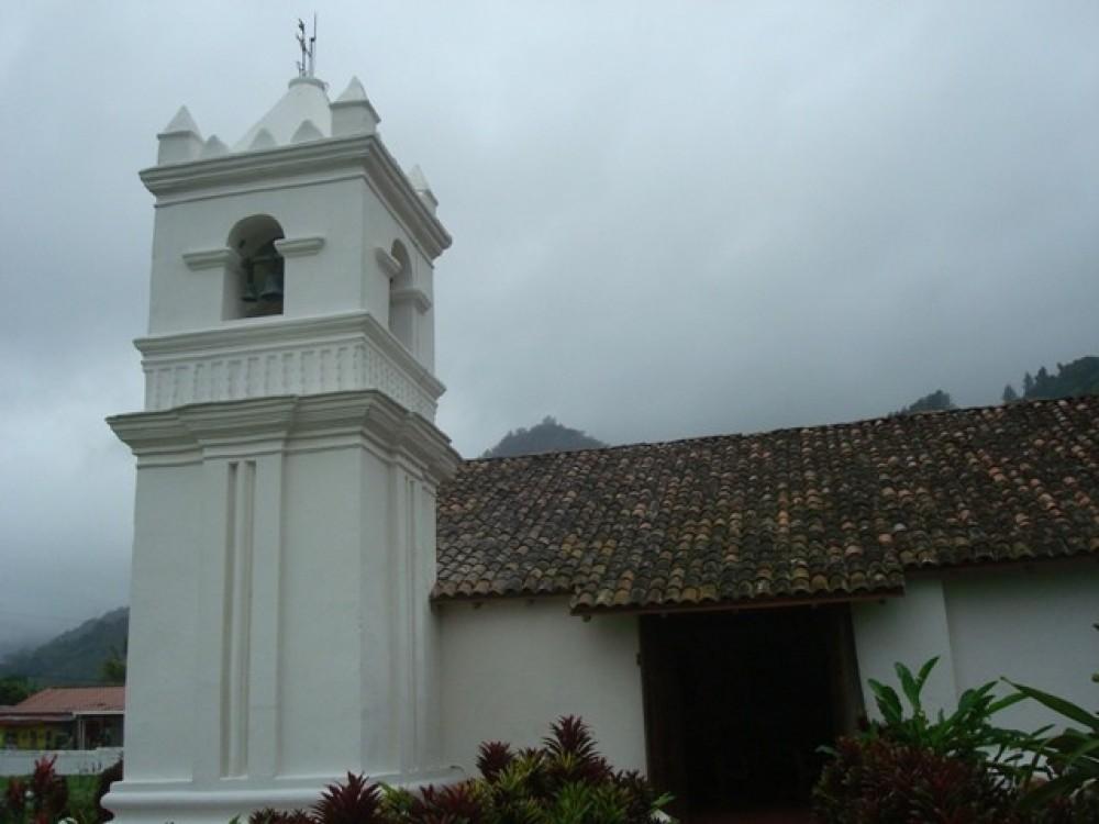 Iglesia de San Jose de Orosi