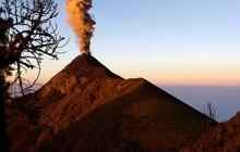 Fuego Volcano Overnight Hike