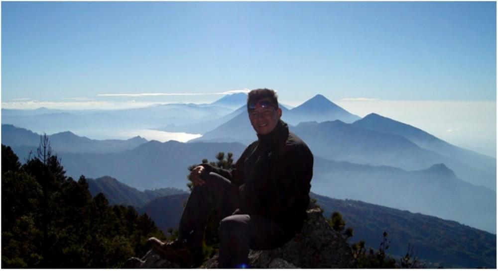 Zunil Volcano