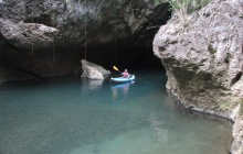 Caves Branch Underground Rafting