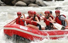 Rafting Class 2-3 Río Balsa + Cultural Lunch
