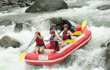 Private: Rafting On The Sarapiqui River Class 3 And 4