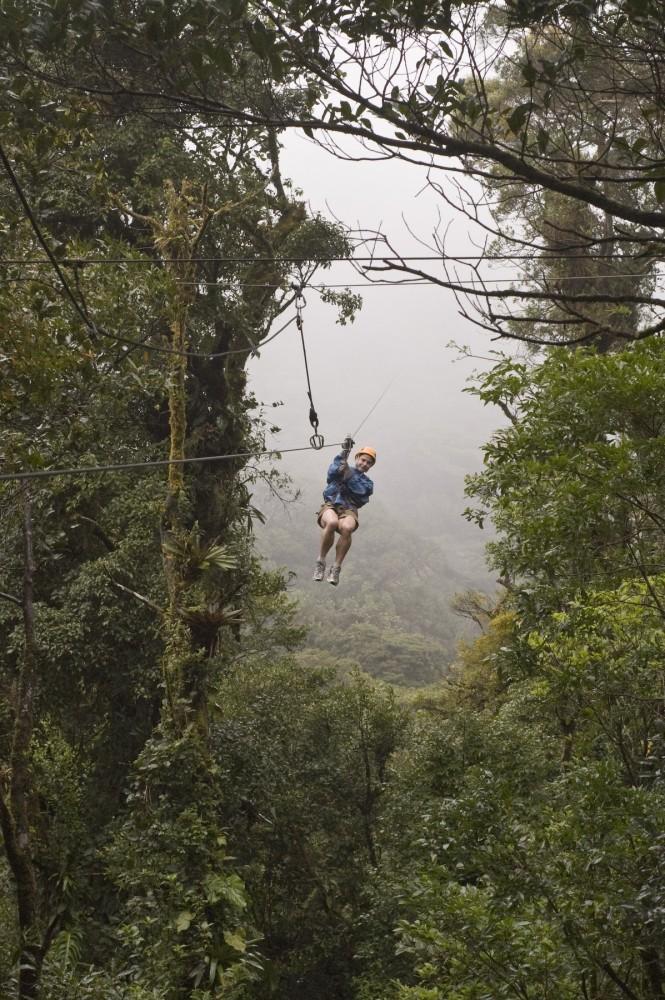 Sky Adventures Canopy Zipline Monteverde