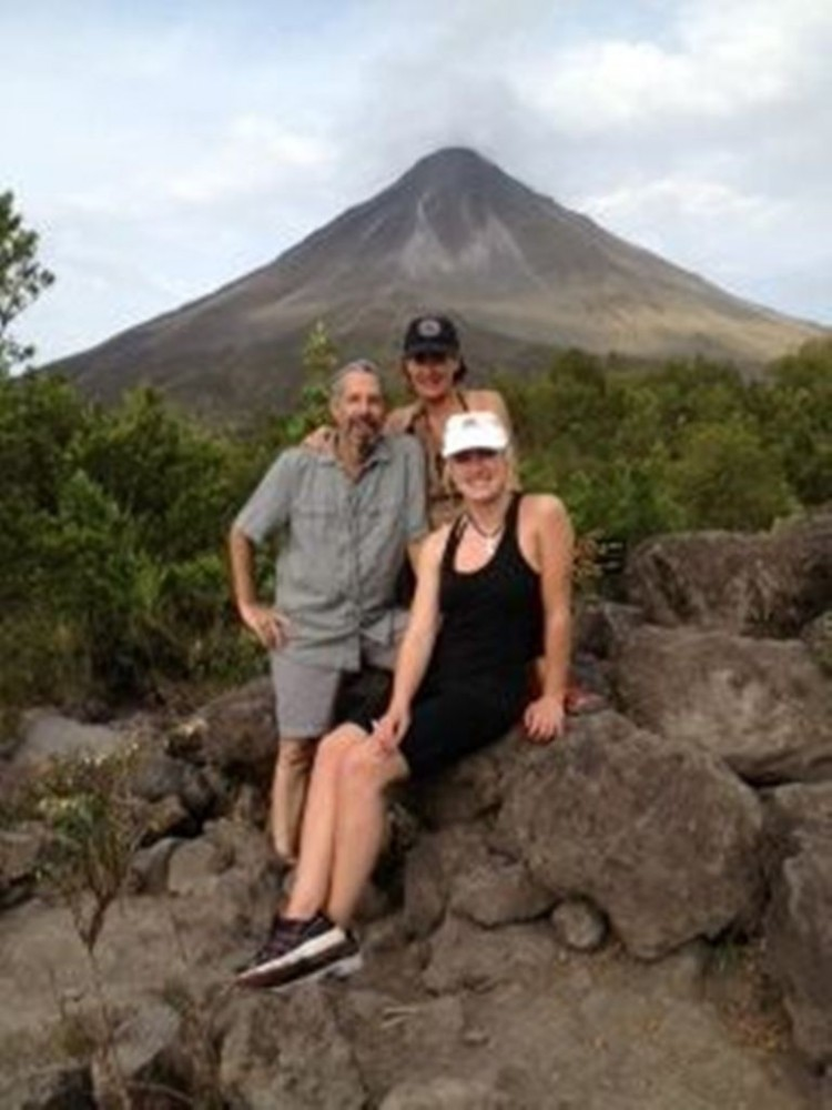 Arenal Volcano National Park Hike