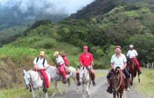 Waterfall Horseback Riding Tour