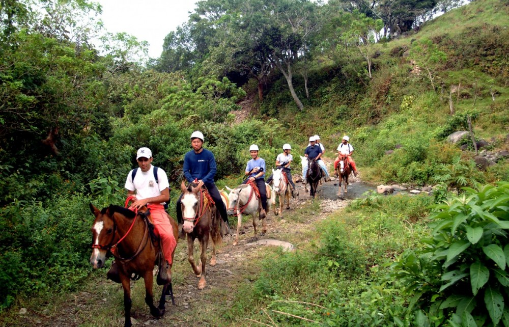 Gold Mine Horseback Riding Tour
