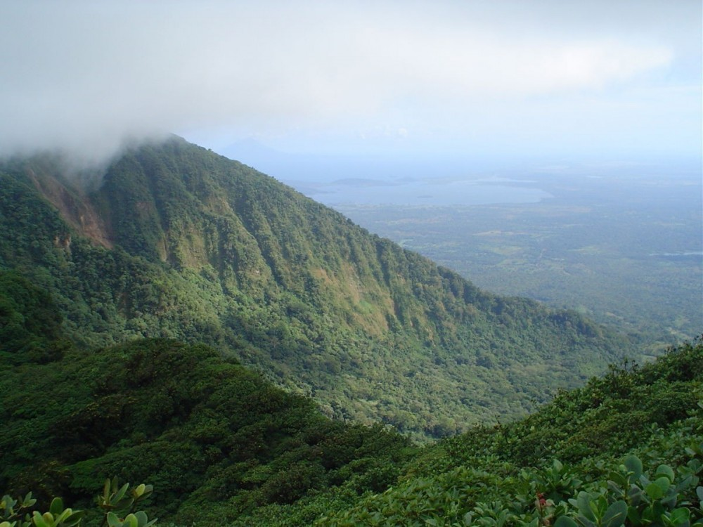 Mombacho Volcano Nature Reserve