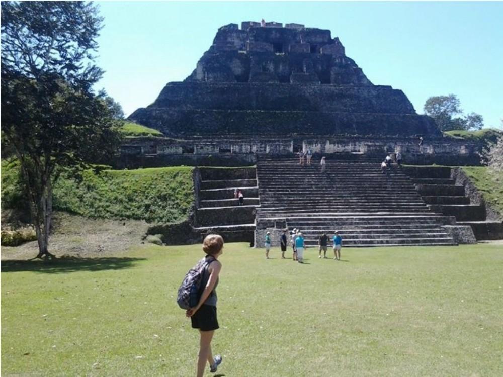 Altun Ha Mayan Ruins & Belize City Tour