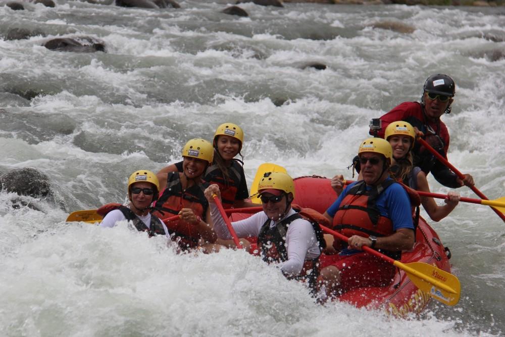 Rafting - Savegre ¾ Day