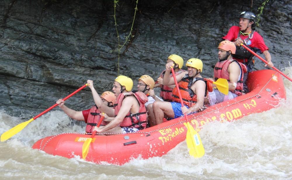 Rafting - Chorro River