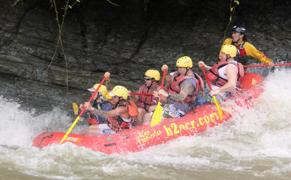 Rafting - Savegre Express