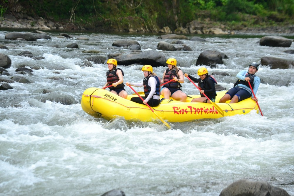 Pacuare River 3 Day Rafting Adventure
