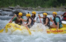 Pacuare River 4 Day Rafting Adventure from San Jose