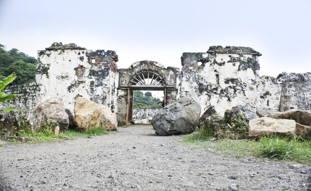 Santiago De La Gloria Fort