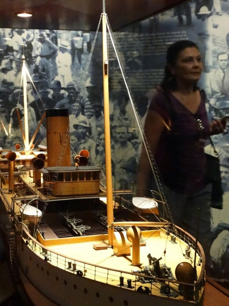 Miraflores Locks Museum