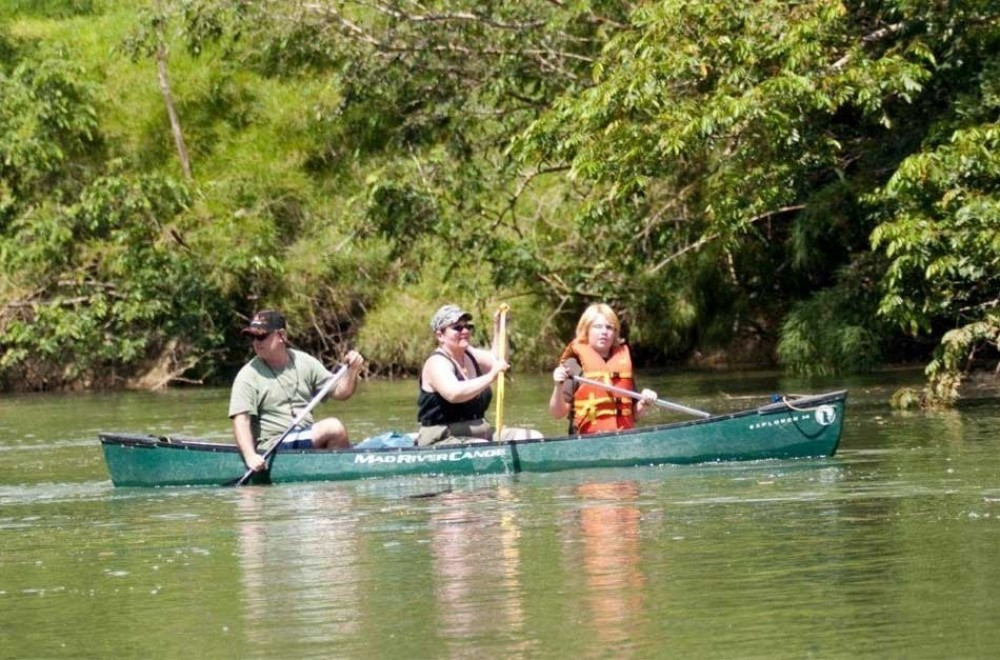 Macal River Canoeing