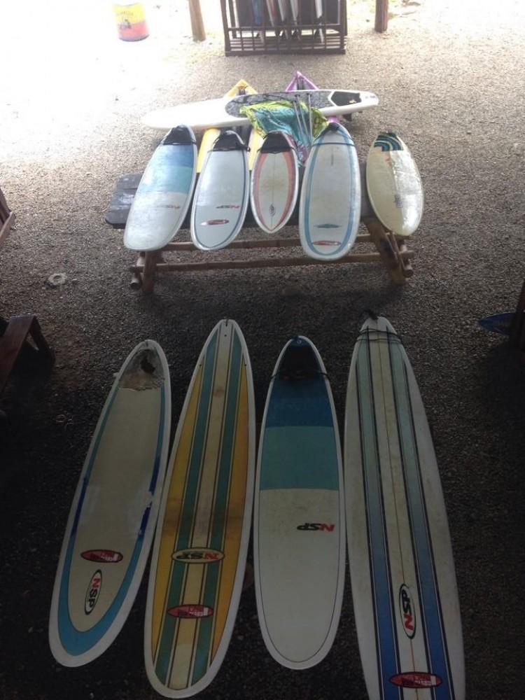 Surf Rental - Dominical