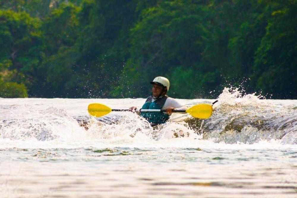 Mopan River Kayaking
