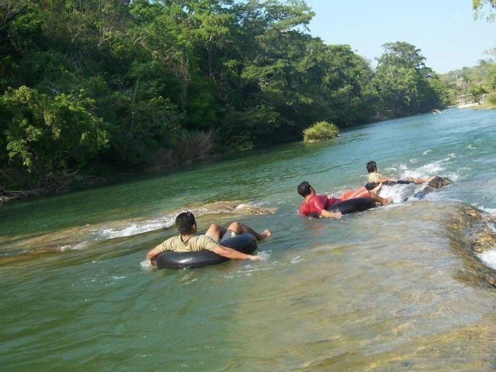 Mopan River Tubing