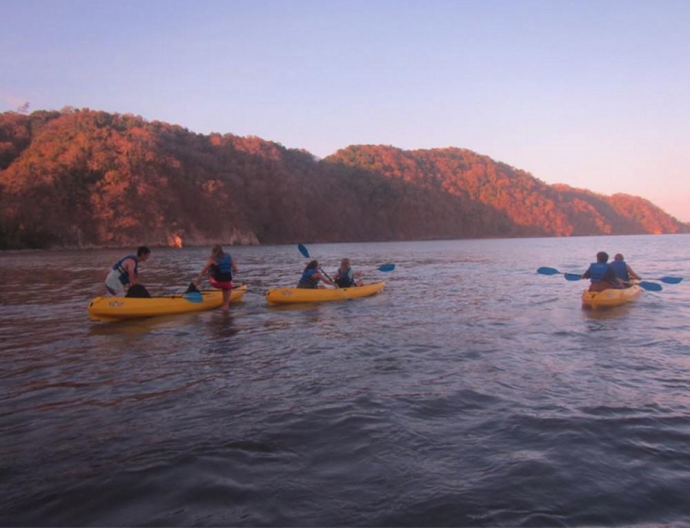 Kayaking at Curu Wildlife Refuge - Half Day