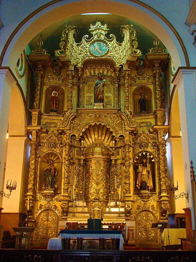 Iglesia de San Jose Panama