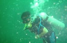 Scuba Diving at Islas Tortuga