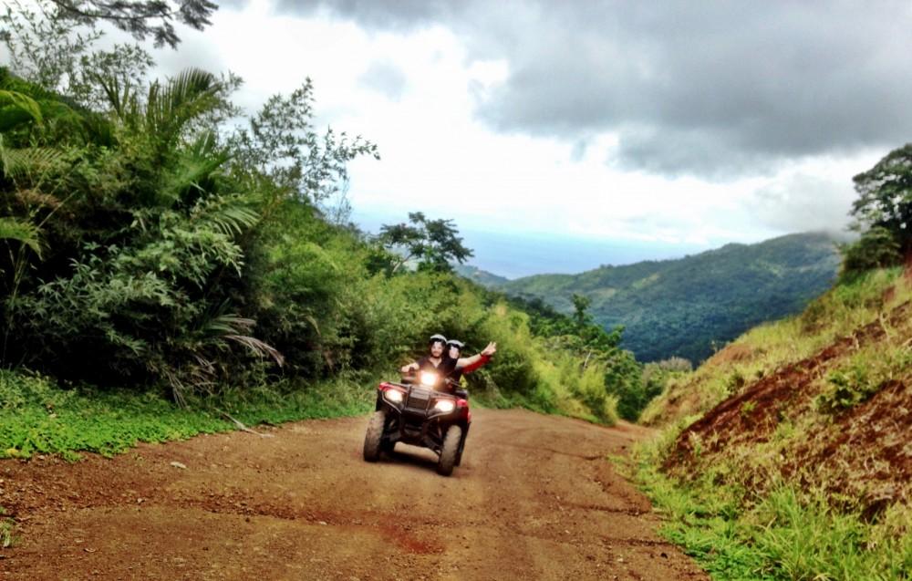 Extreme Vista Del Pacifico ATV Tour